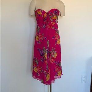 Ralph Lauren floral day dress